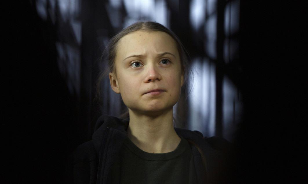 """Husker du """"HOW DARE YOU""""-talen til Greta Thunberg? Høgskolen i Østfold og Nasjonalt senter for e-helseforskning har nå forsket på holdninger og informasjonssøkende atferd i tweets om autisme og Greta Thunberg i løpet av 2019. (Foto: AP Photo / Virginia Mayo)"""