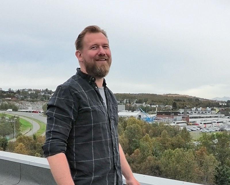 Rune Pedersen, avdelingsleder, Nasjonalt senter for e-helseforskning. Foto: Lene Lundberg