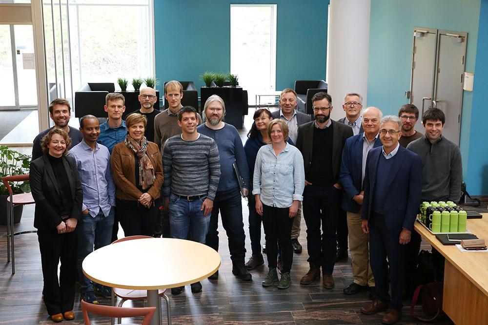 Deler kunnskap: Workshop arrangert av Nasjonalt senter for e-helseforskning. Foto: Jarl-Stian Olsen