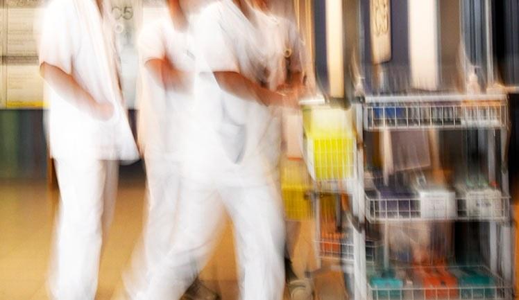 illustrasjonsbilde sykehus