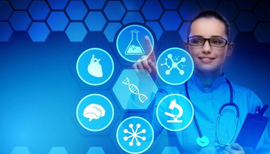 Data-analyser av elektroniske pasientjournaler kan føre til at nye pasienter får bedre behandling. Algoritmer kan sortere sykdom og helsetilstand på en mer effektiv måte. (Illustrasjonsfoto: Colourbox)