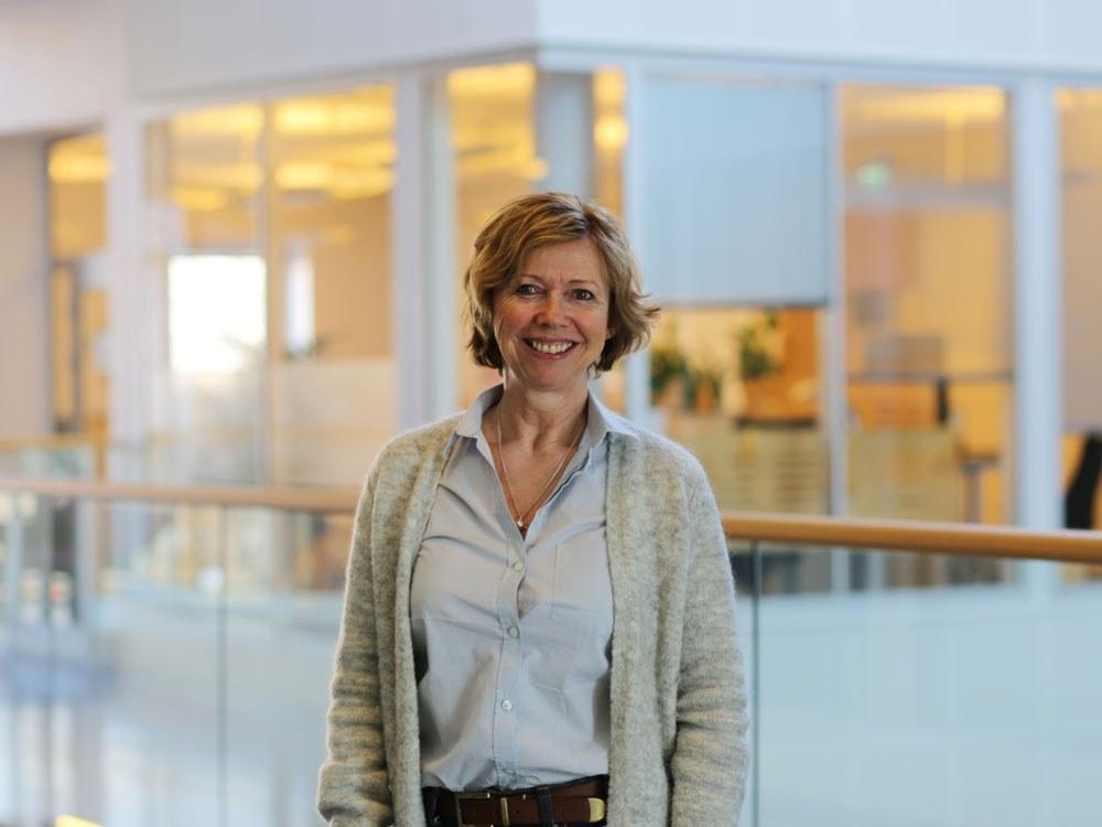 Gunn-Hilde Rotvold, konstituert avd. leder, Personlig e-helse. Foto: Lene Lundberg