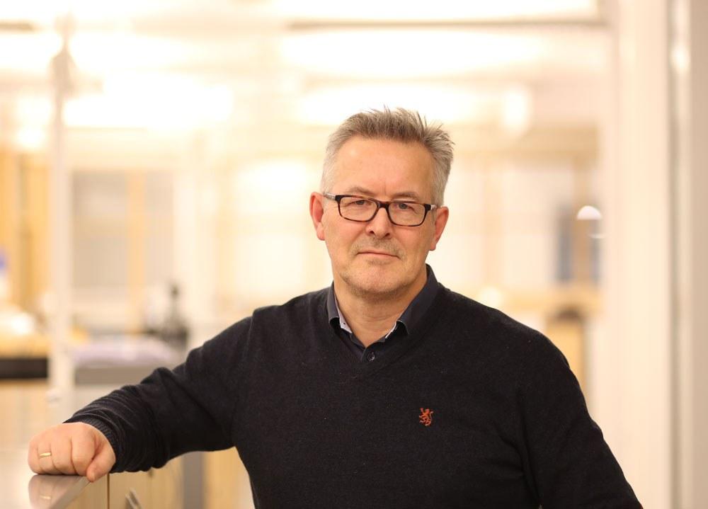 Johan Gustav Bellika. Photo: Jarl-Stian Olsen