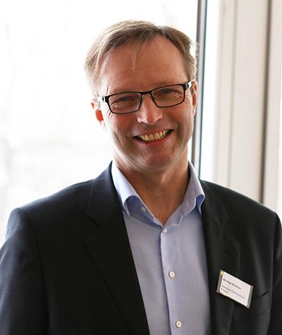 Helge Blindheim fra Direktoratet for e-helse vil jobbe med forebygging.