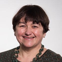 Jacqueline Floch, seniorforsker ved SINTEF Digital