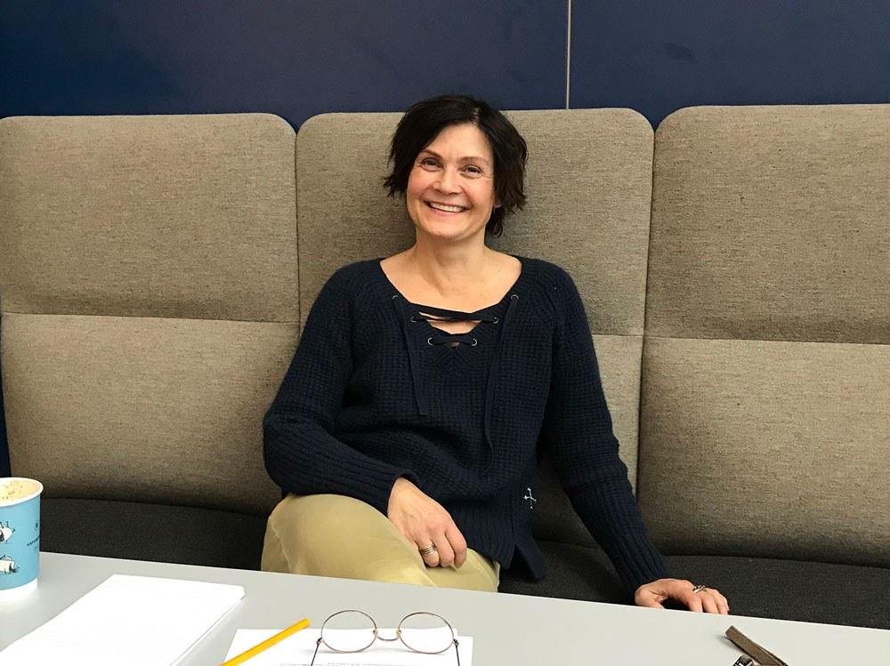 – Det er behov for en gjennomgang og rydding, sier seniorforsker Kari Dyb ved Nasjonalt senter for e-helseforskning. (Foto: Lene Lundberg)