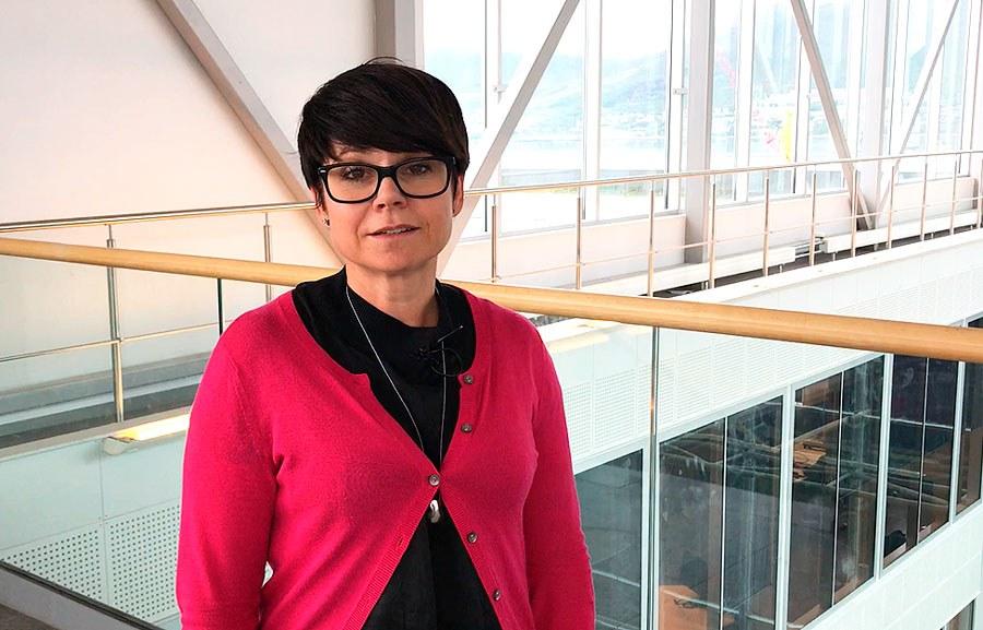 Marianne Trondsen, seniorforsker ved Nasjonalt senter for e-helseforskning. Foto: Lene Lundberg