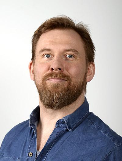 Forsker Rune Pedersen ved Nasjonalt senter for e-helseforskning (Foto: Rune Stoltz Bertinussen, Krysspress)
