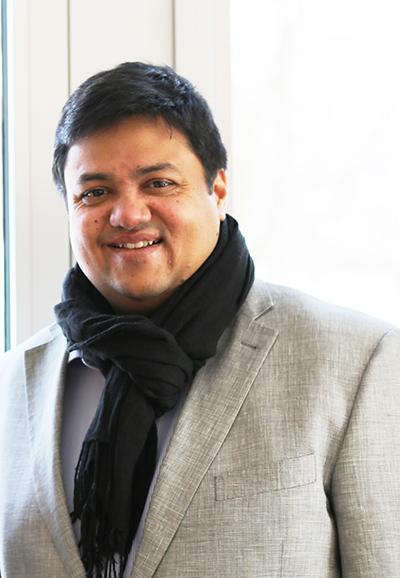 - Det har vært en fantastisk workshop, sier Sameer Punjari fra Be He@lthy, Be Mobile.