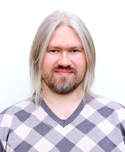 Svein-Gunnar Johansen er stipendiat. Foto: Rune S. Bertinussen