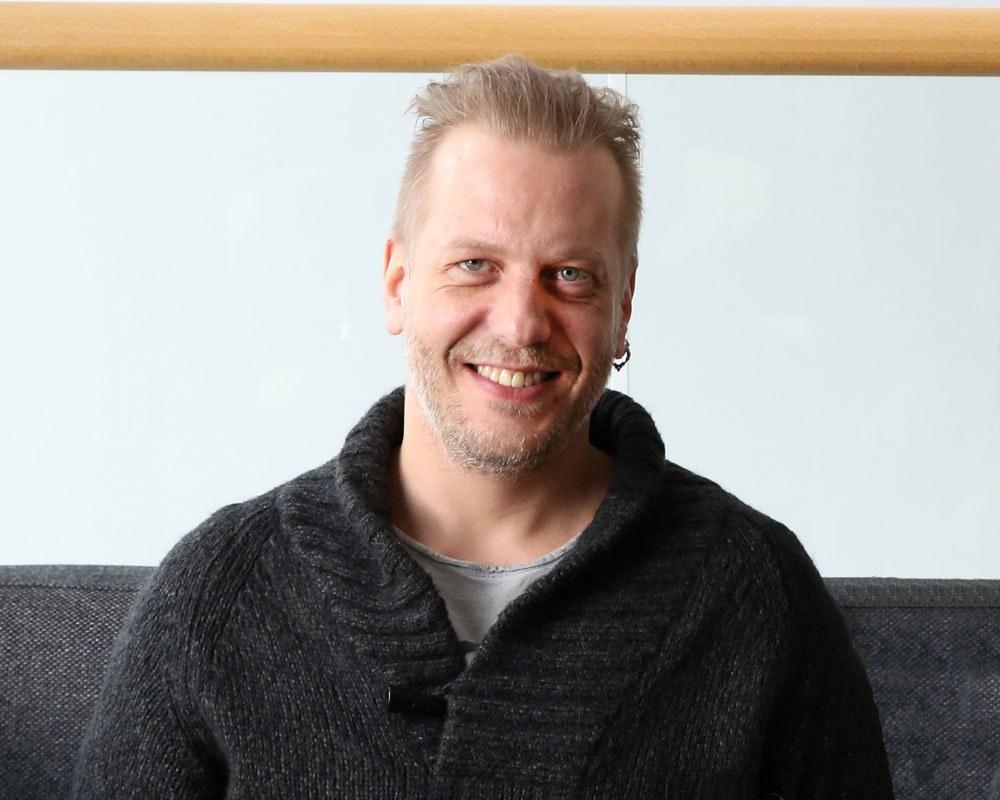 Seniorforsker Terje Solvoll. Foto: Nasjonalt senter for e-helseforskning