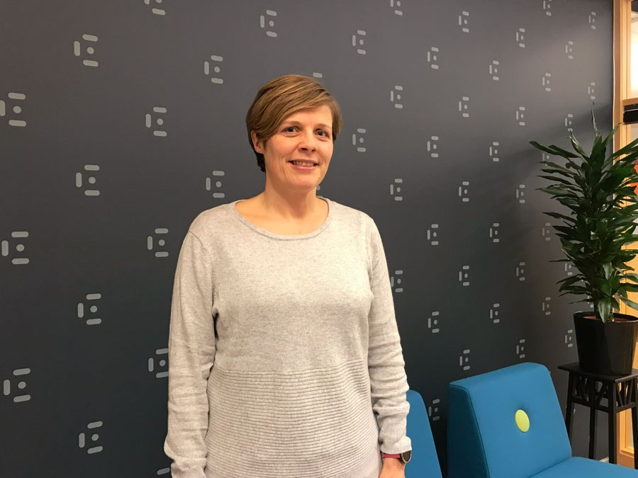 Unn Sollid Manskow at the Norwegian Centre for E-health Research has looked closer at studies published about shared electronic medication lists. Photo: Lene Lundberg