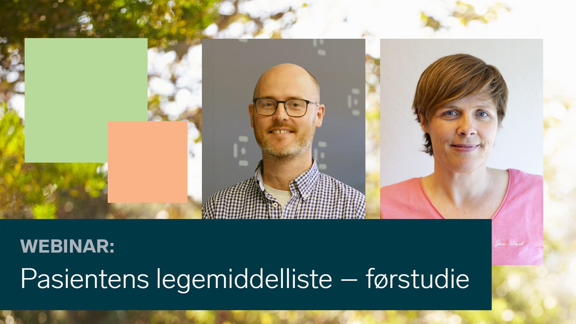 Få et innblikk i utfordringene til leger, sykepleiere og farmasøyter i foredraget til Unn Sollid Manskow og Truls Tunby Kristiansen.