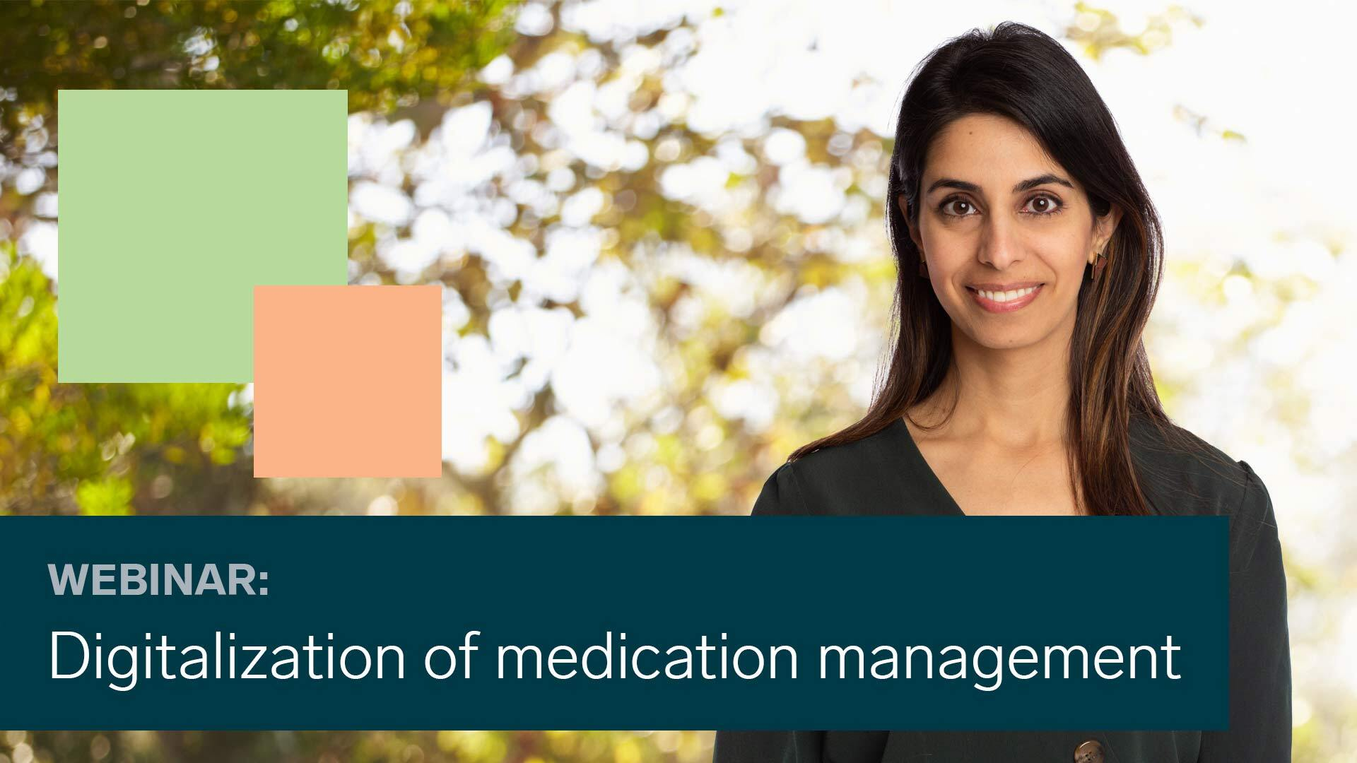 Dr. Sally Rafie is a pharmacist specialist in medication safety.