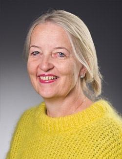 Professor Anne Moen. Foto: Øystein Horgmo