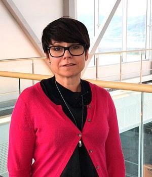 Marianne Trondsen. Foto: Lene Lundberg