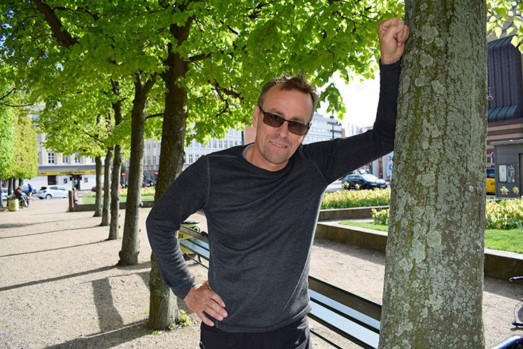 Jørgen Svenstrup er Master coach i mental helse, og har en master i psykologi. Foto: Oddny J. Johnsen